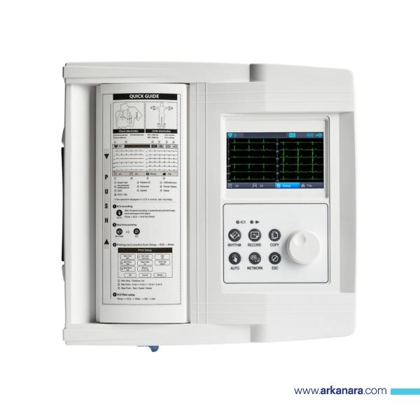 الکتروکاردیوگراف 12 کاناله (ECG / نوار قلب) تولید داخل البرز 2000
